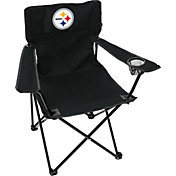 Rawlings Pittsburgh Steelers Game Day Elite Quad Chair