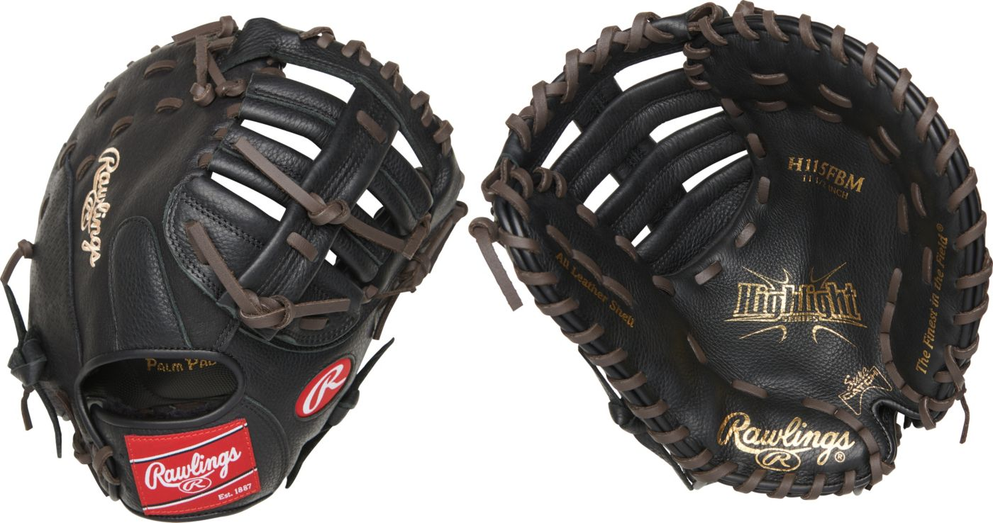 Rawlings 11.5'' Youth Highlight Series First Base Mitt 2019