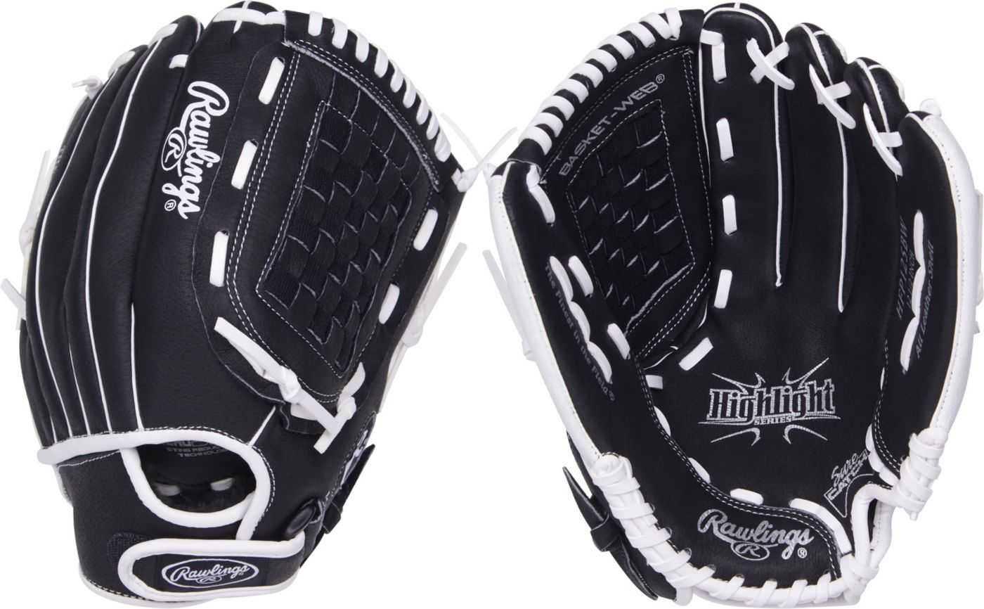 Rawlings 12.5'' Girls' Highlight Series Fastpitch Glove