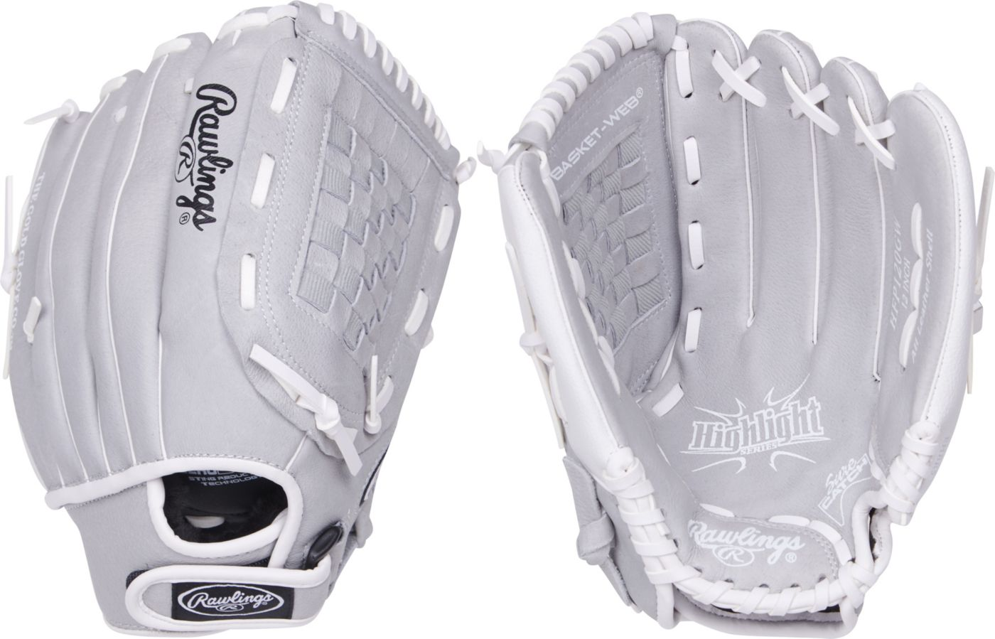 Rawlings 12'' Girls' Highlight Series Fastpitch Glove