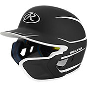 Rawlings Youth MACH Two-Tone Batting Helmet w/ Jaw Flap