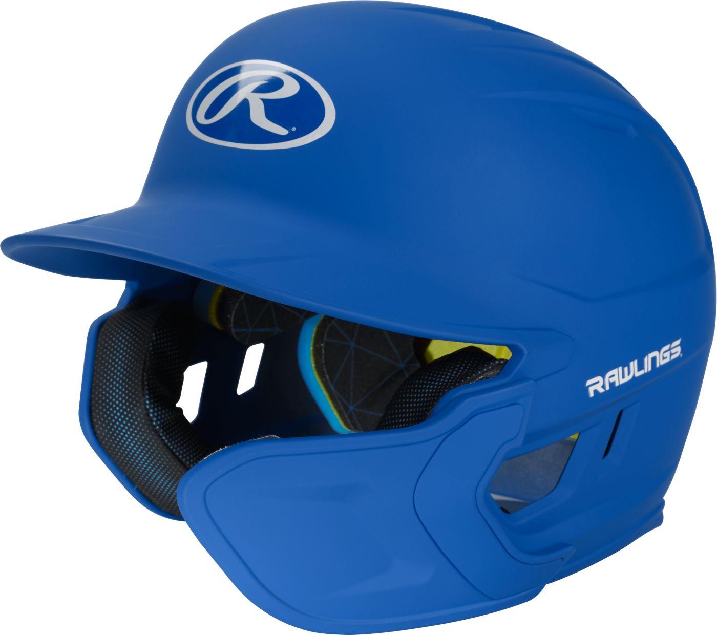 Rawlings Youth MACH Batting Helmet w/ Jaw Flap