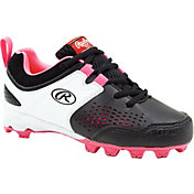 Rawlings Kids' Clubhouse Baseball Cleats