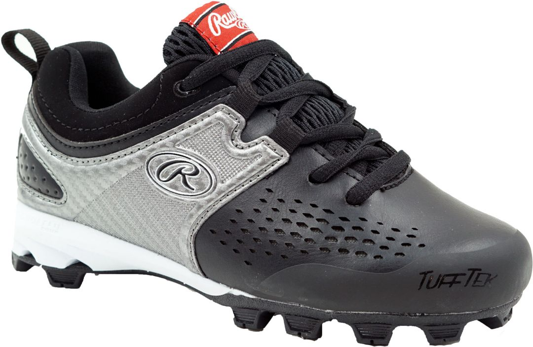 ea3d32d6401d4 Rawlings Kids' Clubhouse Baseball Cleats