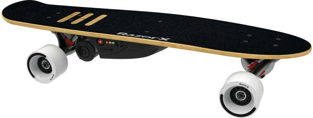 Cheap Electric Skateboard >> Razorx Cruiser Electric Skateboard