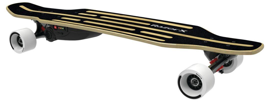 Cheap Electric Skateboard >> Razorx Longboard Electric Skateboard