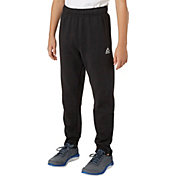 Reebok Boys' Cotton Fleece Jogger Pants