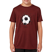 Reebok Boys' Solid Performance Graphic T-Shirt