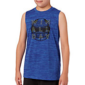 Reebok Boys' Graphic Sleeveless Shirt
