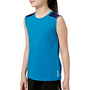 Reebok Girls' Cotton Muscle Tank Top