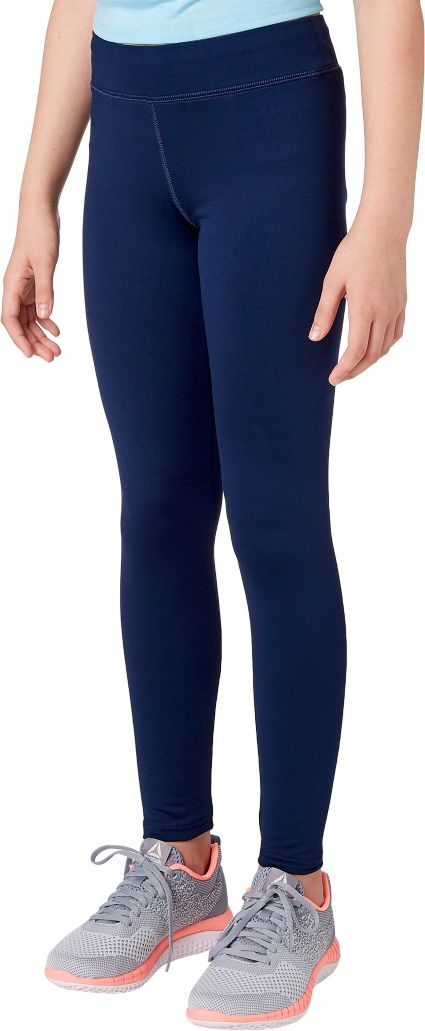 5a1c723436347 Reebok Girls  Cold Weather Compression Tights
