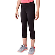 Reebok Girls' Performance Solid Capris