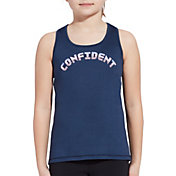 Reebok Girls' Graphic Performance Tank Top
