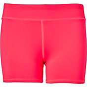 Reebok Girls' Performance Solid Shorts