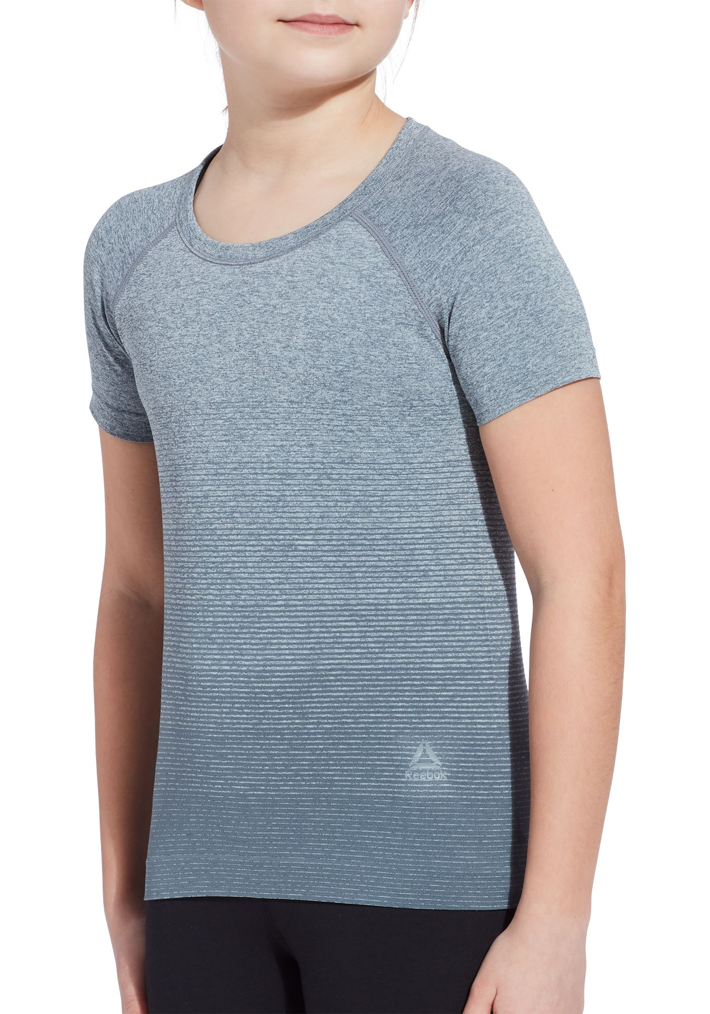 Reebok Girls' Seamless T-Shirt