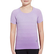Reebok Girls' Seamless T-Shirt