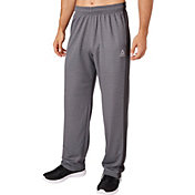Reebok Men's Heather Mesh Training Pants
