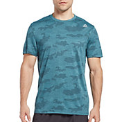 Reebok Men's Jacquard Performance T-Shirt