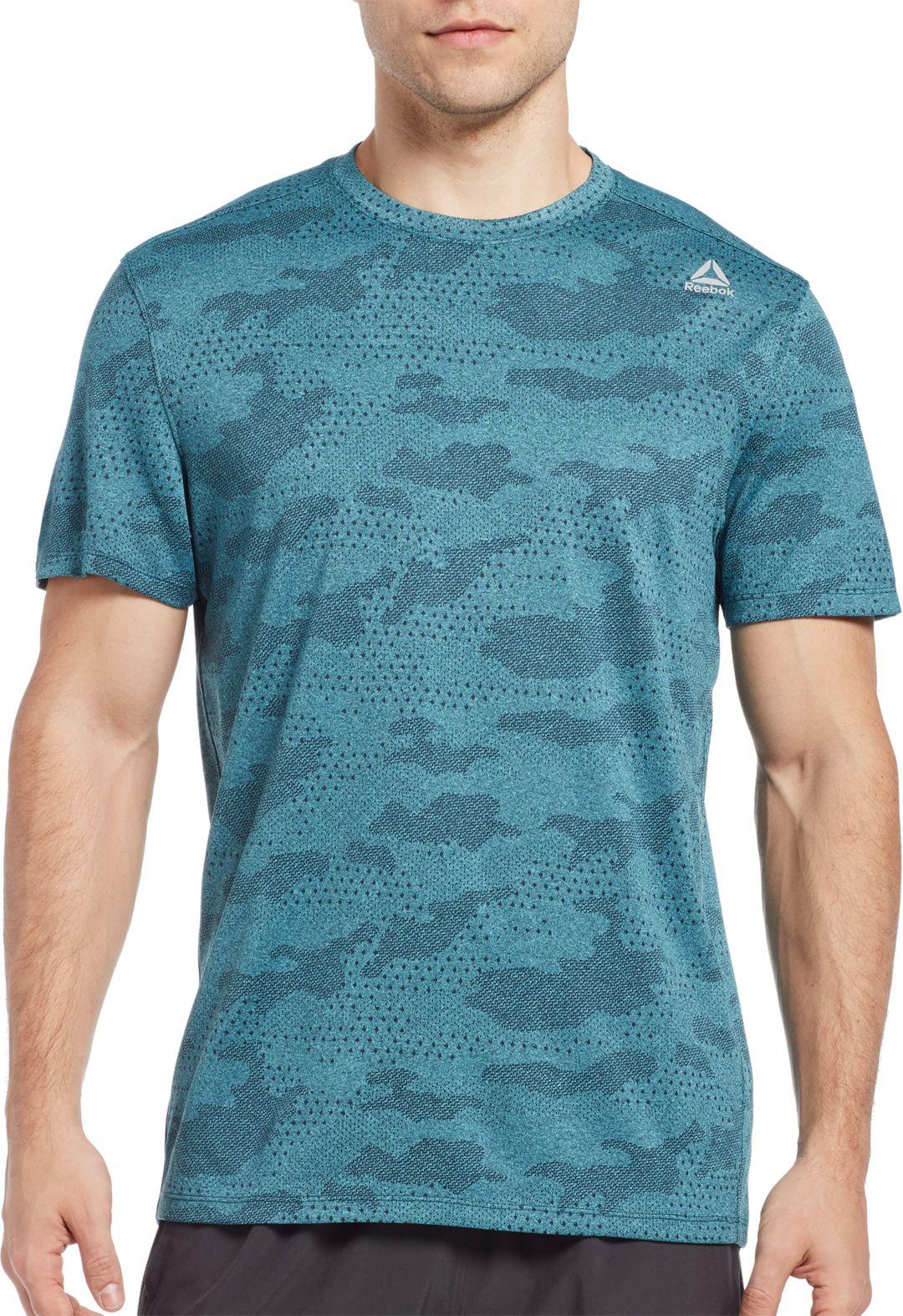 Reebok herren Kleidung Shirts Schauen Sie Sich Alle Arten