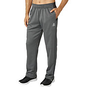 Reebok Men's Heather Performance Fleece Pant