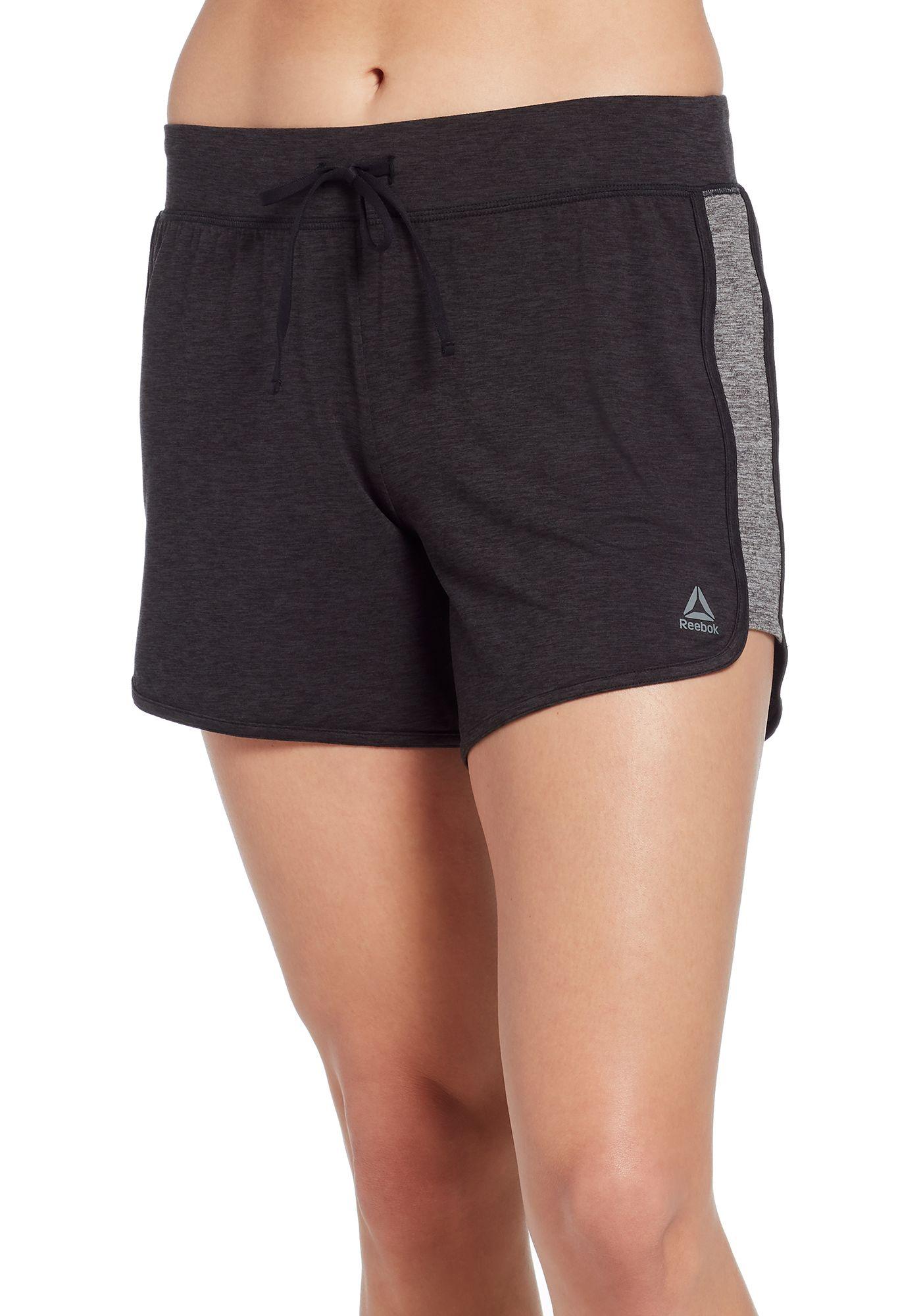 Reebok Women's 24/7 Jersey Shorts