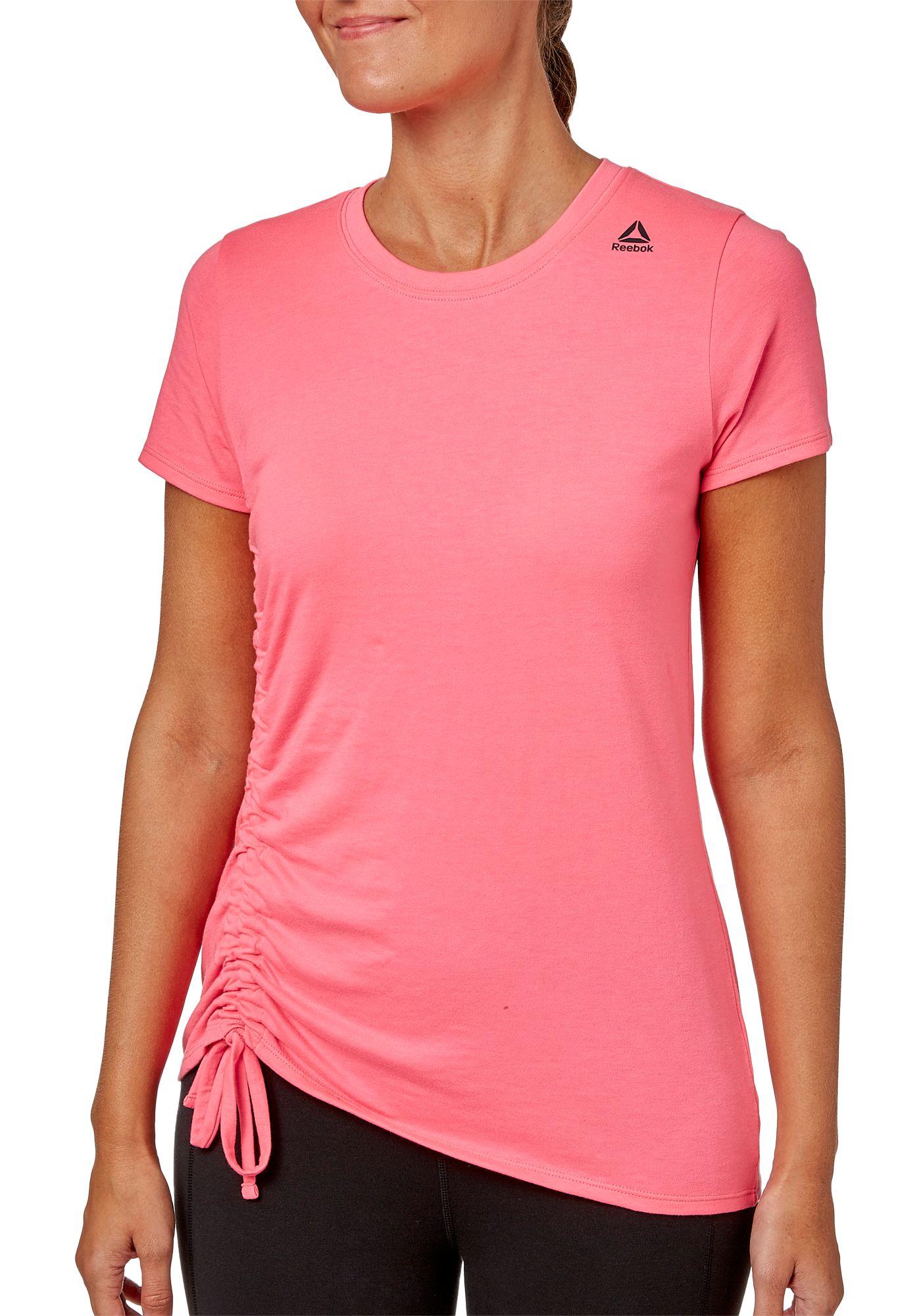 Reebok Women's Cinch Side T-Shirt