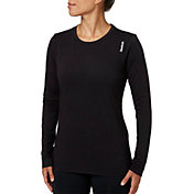 Reebok Women's Core Cotton Jersey Long Sleeve Shirt