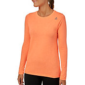 Reebok Women's Core Cotton Jersey Long Sleeve Shirt