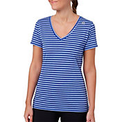 Reebok Women's V-Neck T-Shirt