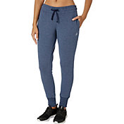 Reebok Women's Fleece Heather Jogger Pants