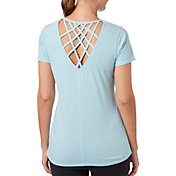 Reebok Women's Cross Back T-Shirt