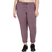 Reebok Women's Plus Size 24/7 Tulip Hem Pants