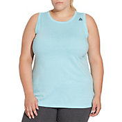 Reebok Women's Plus Size Jersey Tank Top