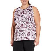 Reebok Women's Plus Size Jersey Tank Top