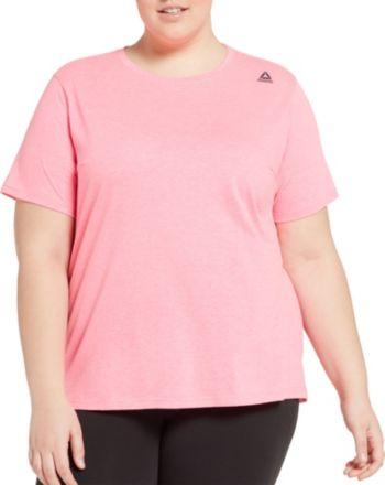 c6e6f7c9 Women's Reebok Tees & Shirts | Best Price Guarantee at DICK'S