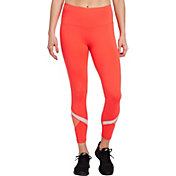 Reebok Women's Performance Color Block Ankle Tights