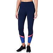 ac8f37dd113c1 Product Image · Reebok Women's Performance Color Block Ankle Tights