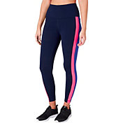 d9e80796493ef Product Image · Reebok Women's Side Panel Performance 7/8 Tights