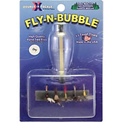 Double X Tackle Fly-N-Bubble Dry Fly Combo Pack