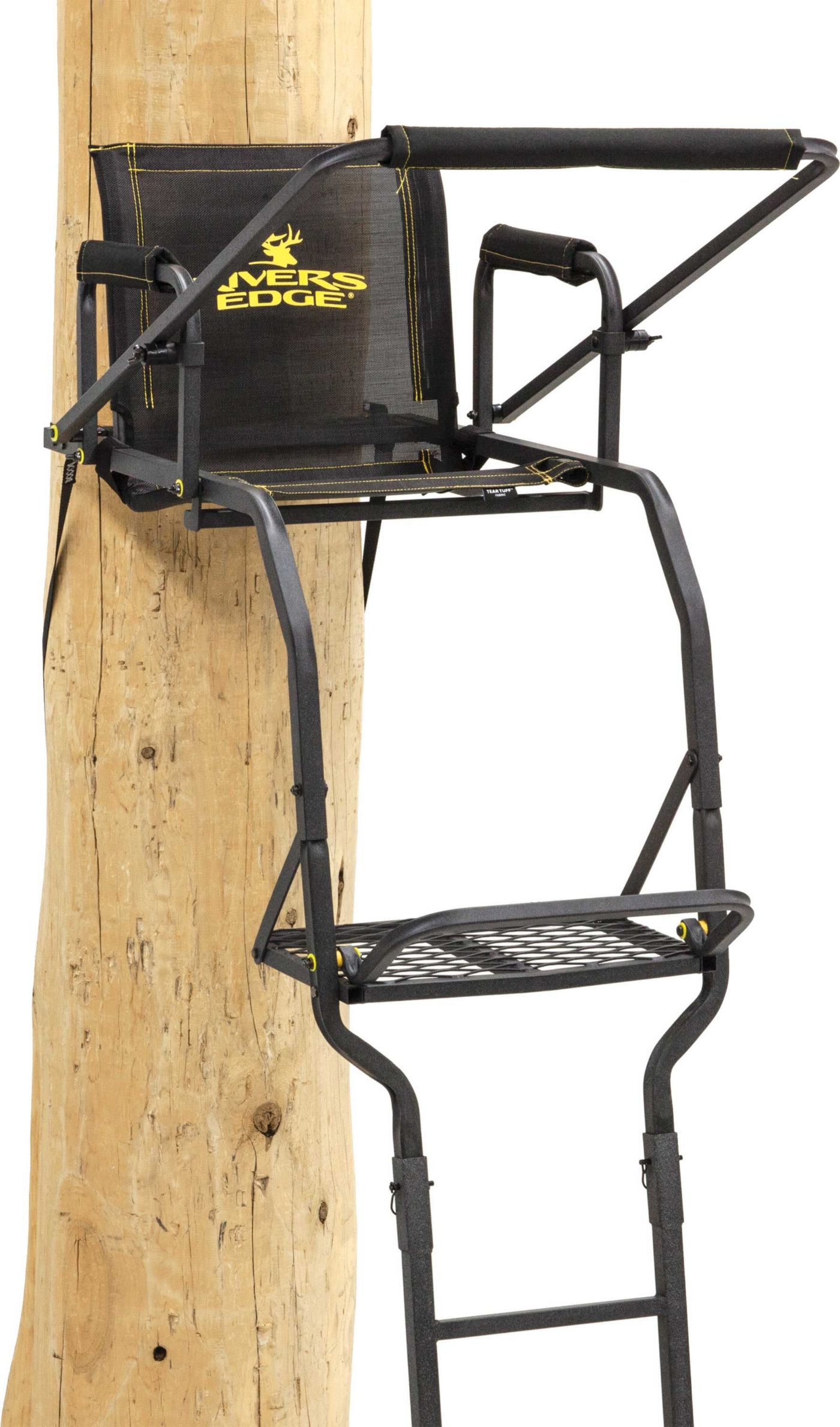Rivers Edge Deluxe XT 1-Man 15' Ladder Stand
