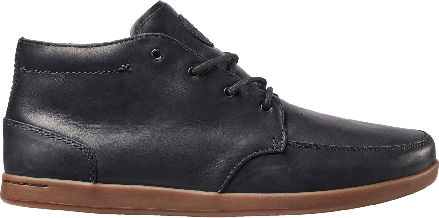 Reef Men's Spiniker Mid NB Casual Boots