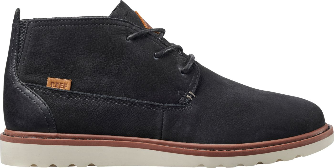 Reef Men's Voyage Leather Casual Boots