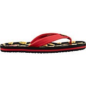 Reef Kids' Ahi Pizza Bolt Flip Flops