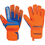 Reusch Adult Prisma STF Finger Support Soccer Goalkeeper Gloves