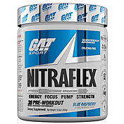 GAT Sport Nitraflex Pre-Workout Blue Raspberry 30 Servings