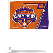 Rico 2018 National Champions Clemson Tigers Car Flag