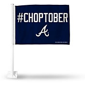 "Rico Atlanta Braves ""Choptober"" Car Flag"