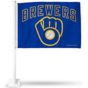 Rico Milwaukee Brewers Car Flag