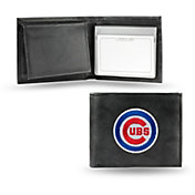 Rico Chicago Cubs Embroidered Billfold Wallet