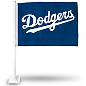 Rico Los Angeles Dodgers Car Flag